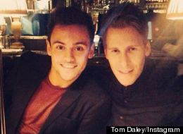Tom's Boyfriend Leads 'Splash!' Support