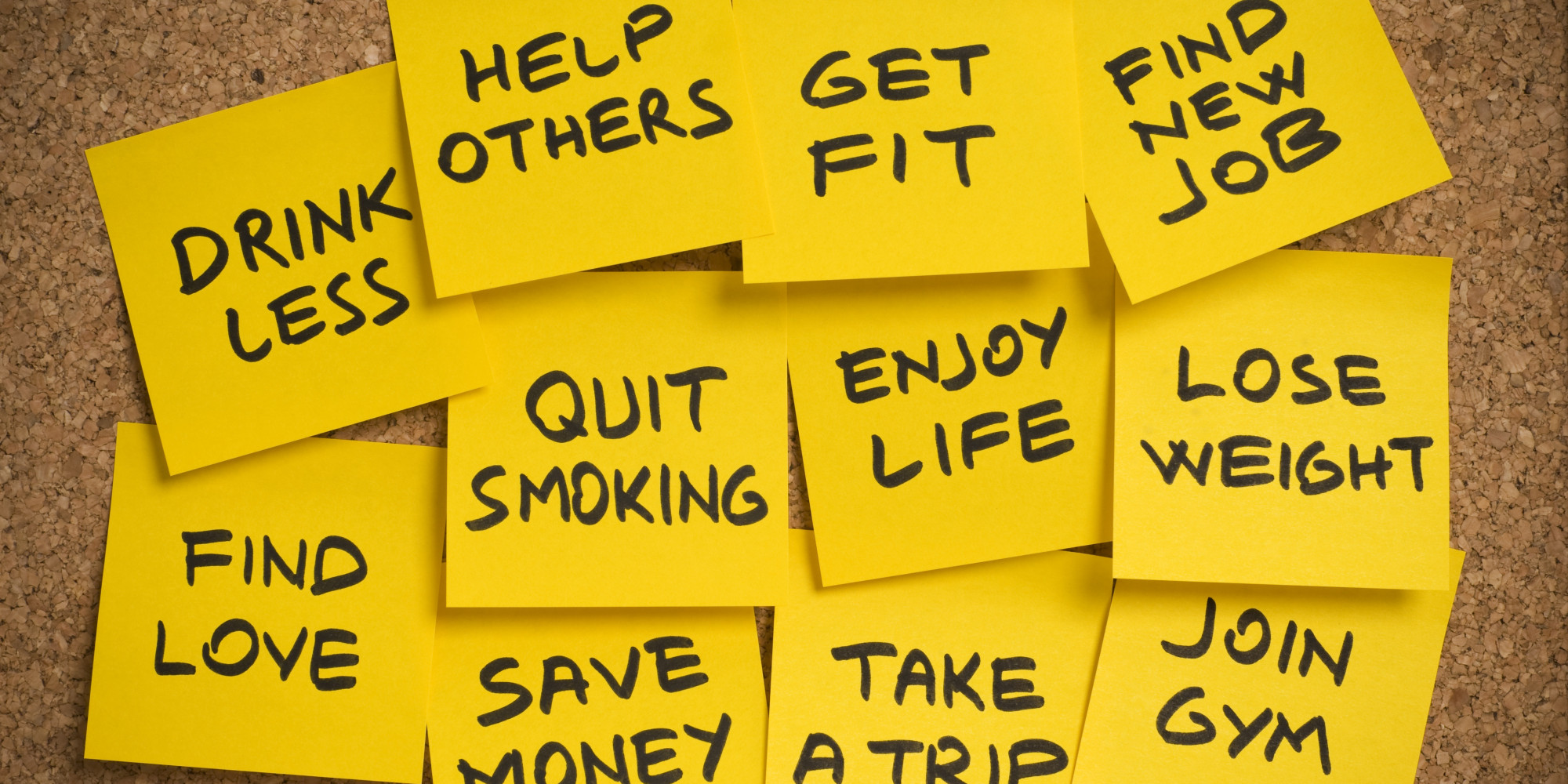 Why Do We Set New Year's Resolutions in January? | HuffPost