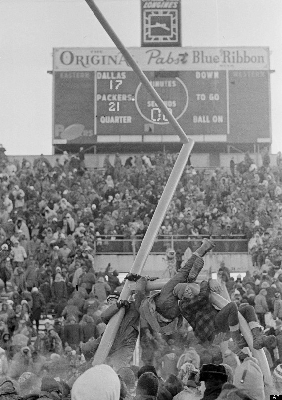 packers ice bowl