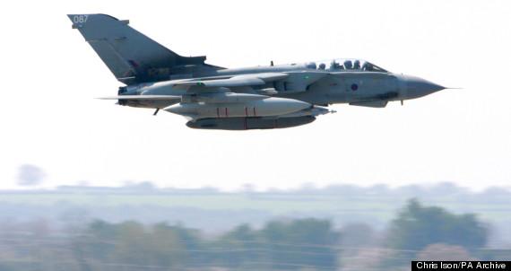 tornado jet
