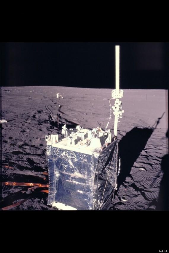 lunar dust in space - photo #4