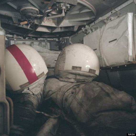 lunar dust in space -#main