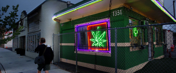 MARIJUANA SHOPS IN COLORADO