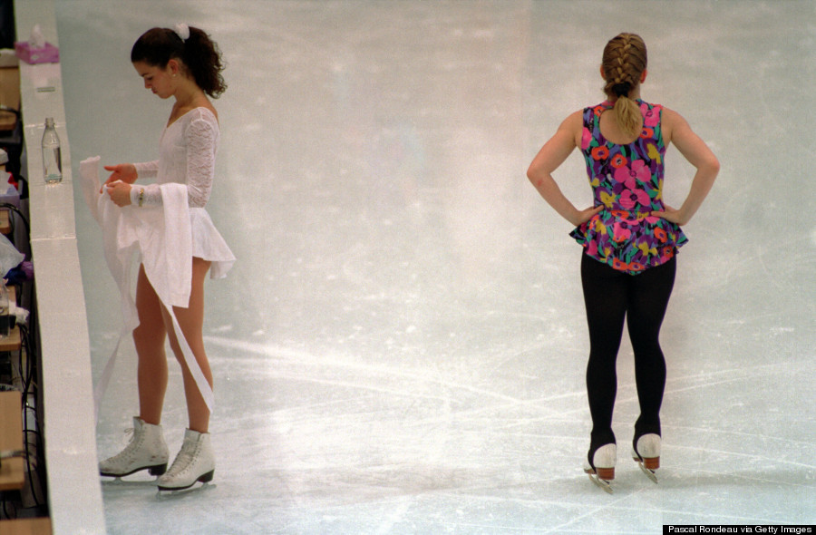 nancy kerrigan tonya harding