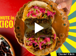 WATCH: The Best of Mexican Food In One Minute