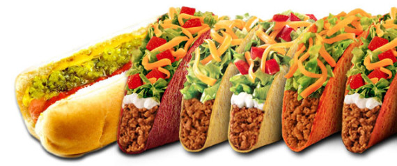 TACOS AND HOT DOG