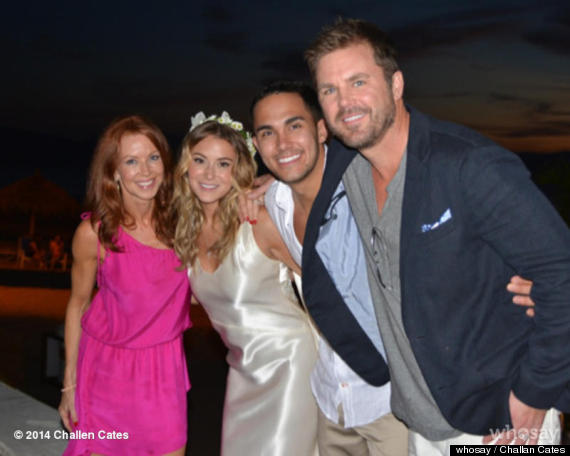 Alexa Vega Married Carlos Pena