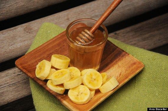 mel degustação banana receita
