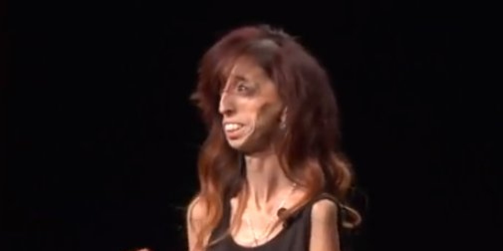 Labeled World S Ugliest Woman Motivational Speaker
