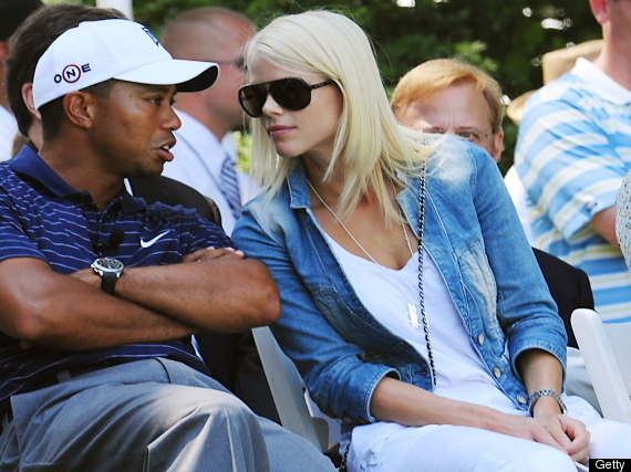 Tiger Woods Wedding Vows Elin Nordegren