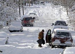 La neige provoque (encore) des accidents