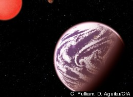 Oddball Planet Discovered Orbiting Distant Star