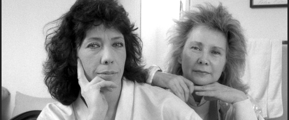 lily tomlin marries