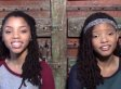 Chloe and Halle Bailey Cover Beyonce's 'Pretty Hurts,' Melt Our Hearts