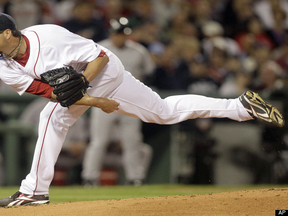 Josh Beckett Contract Extension