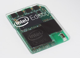 intel edison sd card