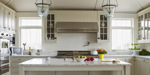 How To Update Your Kitchen Cabinets PHOTOS The Huffington Post