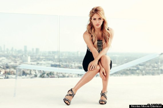 Shakira Tells Glamour Why She Won T Get Too Skinny