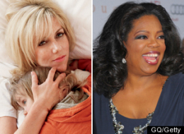 Rielle Hunter Oprah