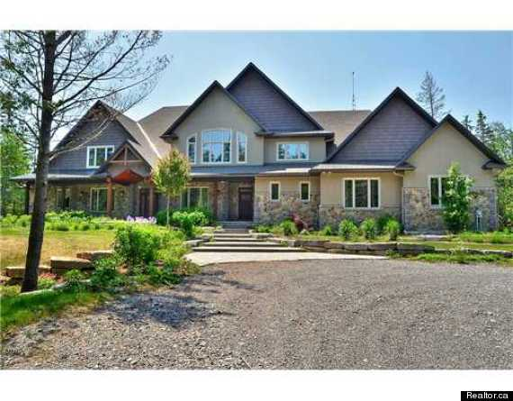 Carrie underwood mike fisher 39 s ottawa home sold photos for Underwood house for sale