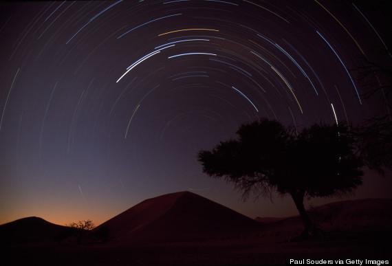 namib desert stars