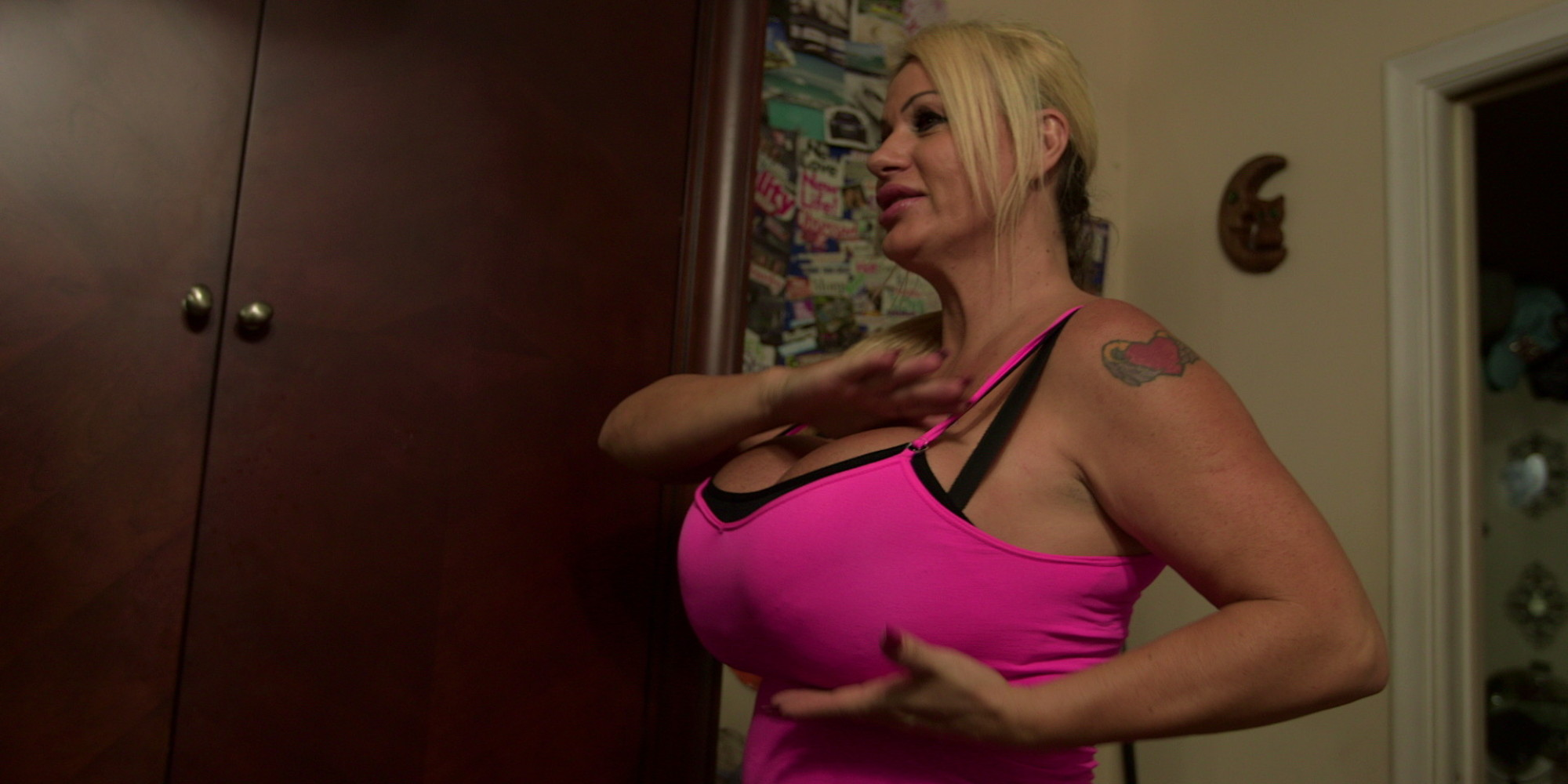 Lacey Wildd Wishes She Had Size QQQ Breasts On 'My Strange ...