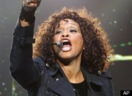 Whitney Houston Sick