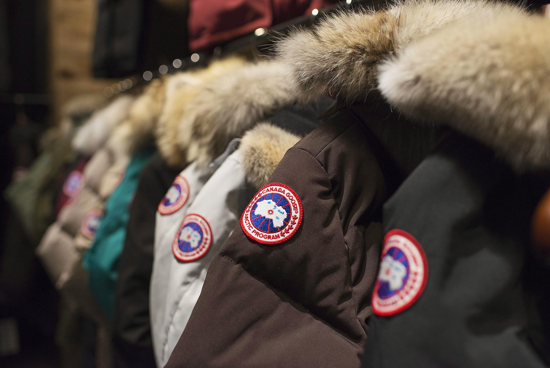 canada goose online retailer