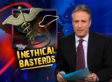 Jon Stewart Slams Insurance Companies Still Looking For Loopholes (VIDEO)