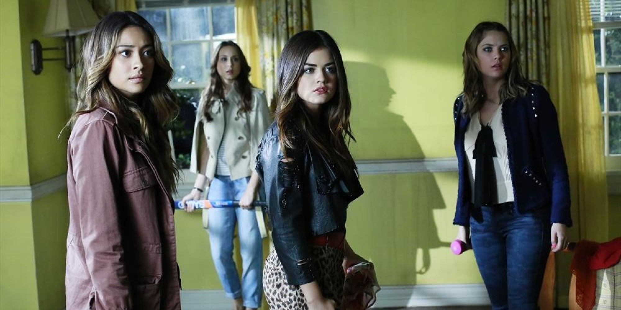 Pretty little liars premiere date in Australia