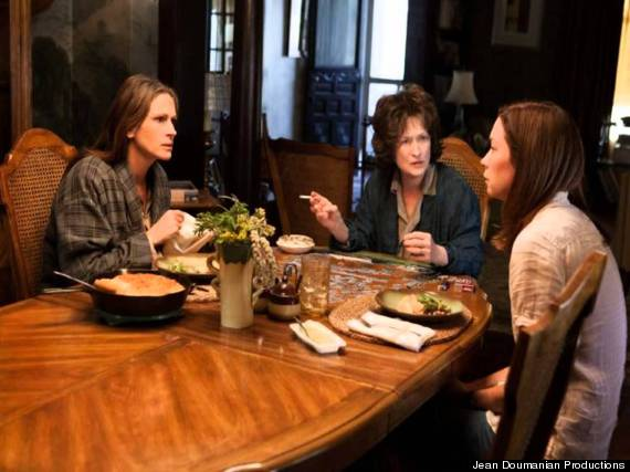 a non so ordinary family in august osage county J said: relative strangers is the story of a family reunion, set in the english countryside  it's no 'august: osage county' or 'glass menagerie' but it .