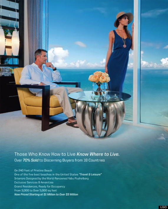 The 11 Most Ridiculous Travel Ads Ever Printed | HuffPost Life
