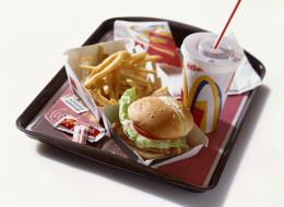 mcdonald's diet