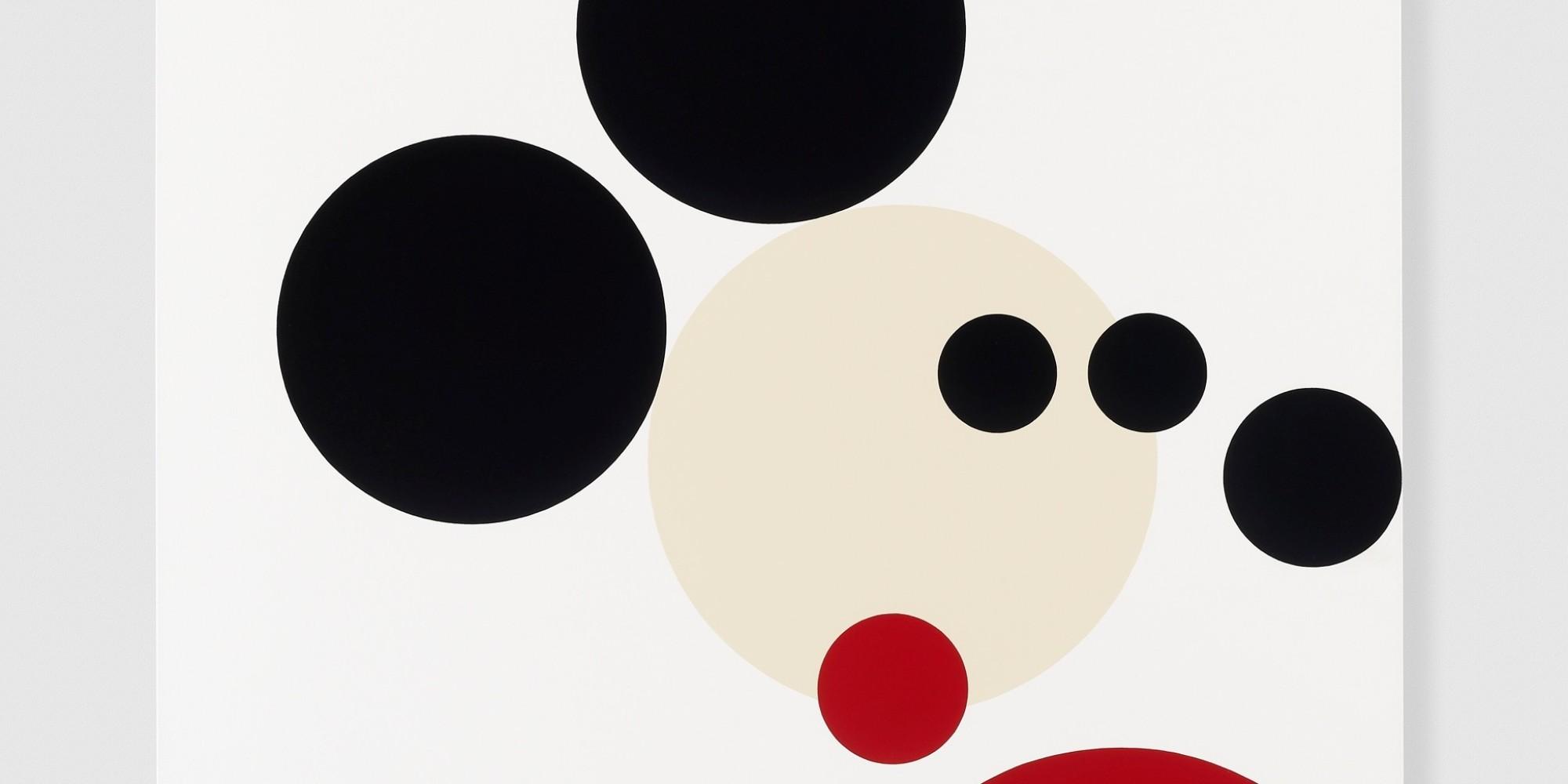 Damien Hirst Mickey