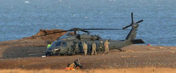 ENGLAND HELICOPTER CRASH