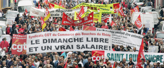 syndicats travail dominical