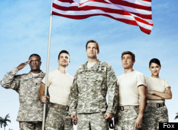 'Enlisted' Rocks