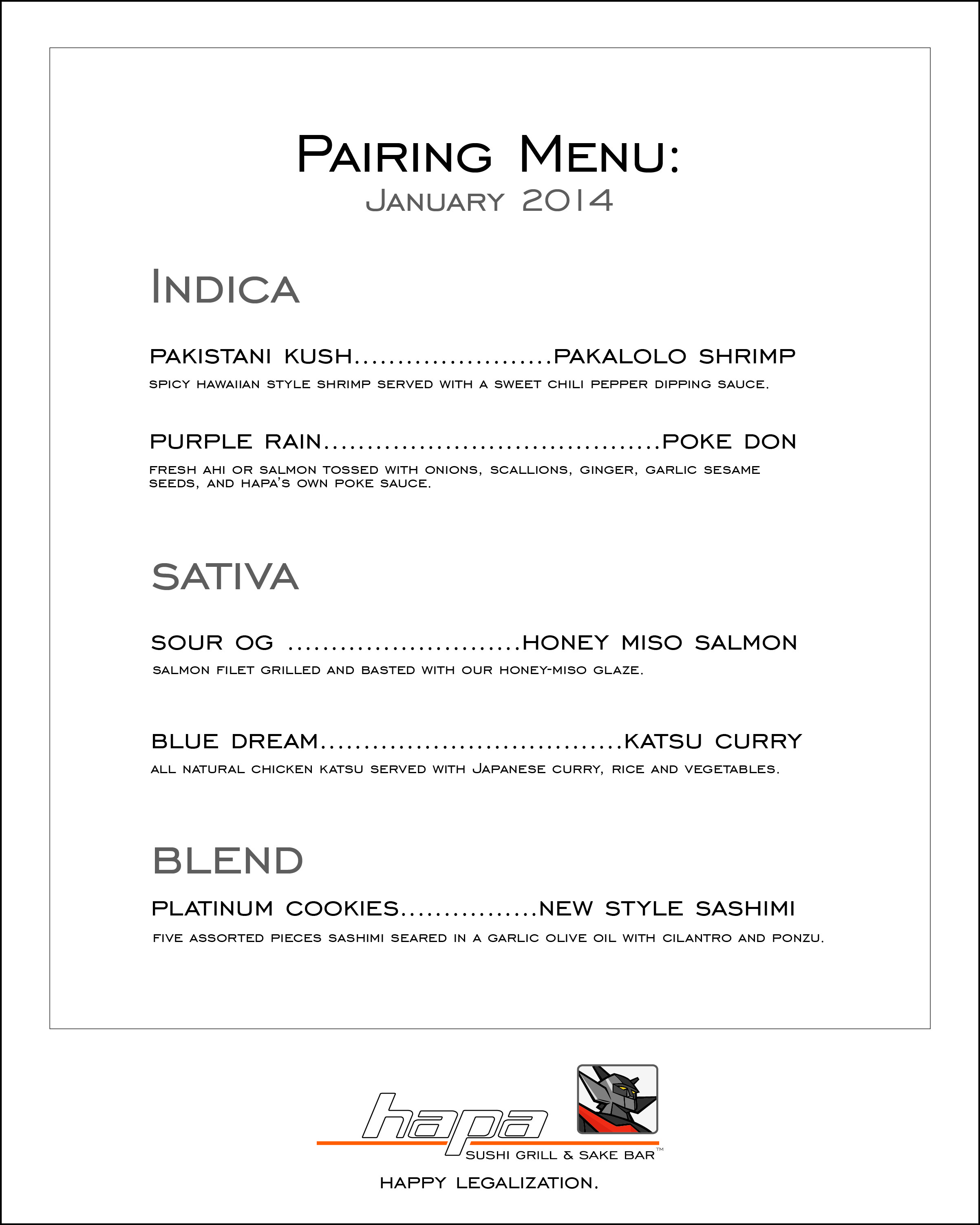 pairing menu2