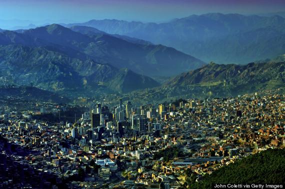 la paz bolivia