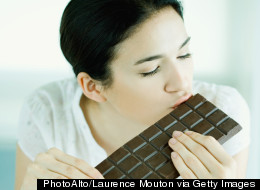 30 Women Who Are In An Intimate Relationship With Chocolate