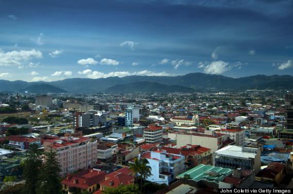 San Jose Costa Rica Budget Restaurants