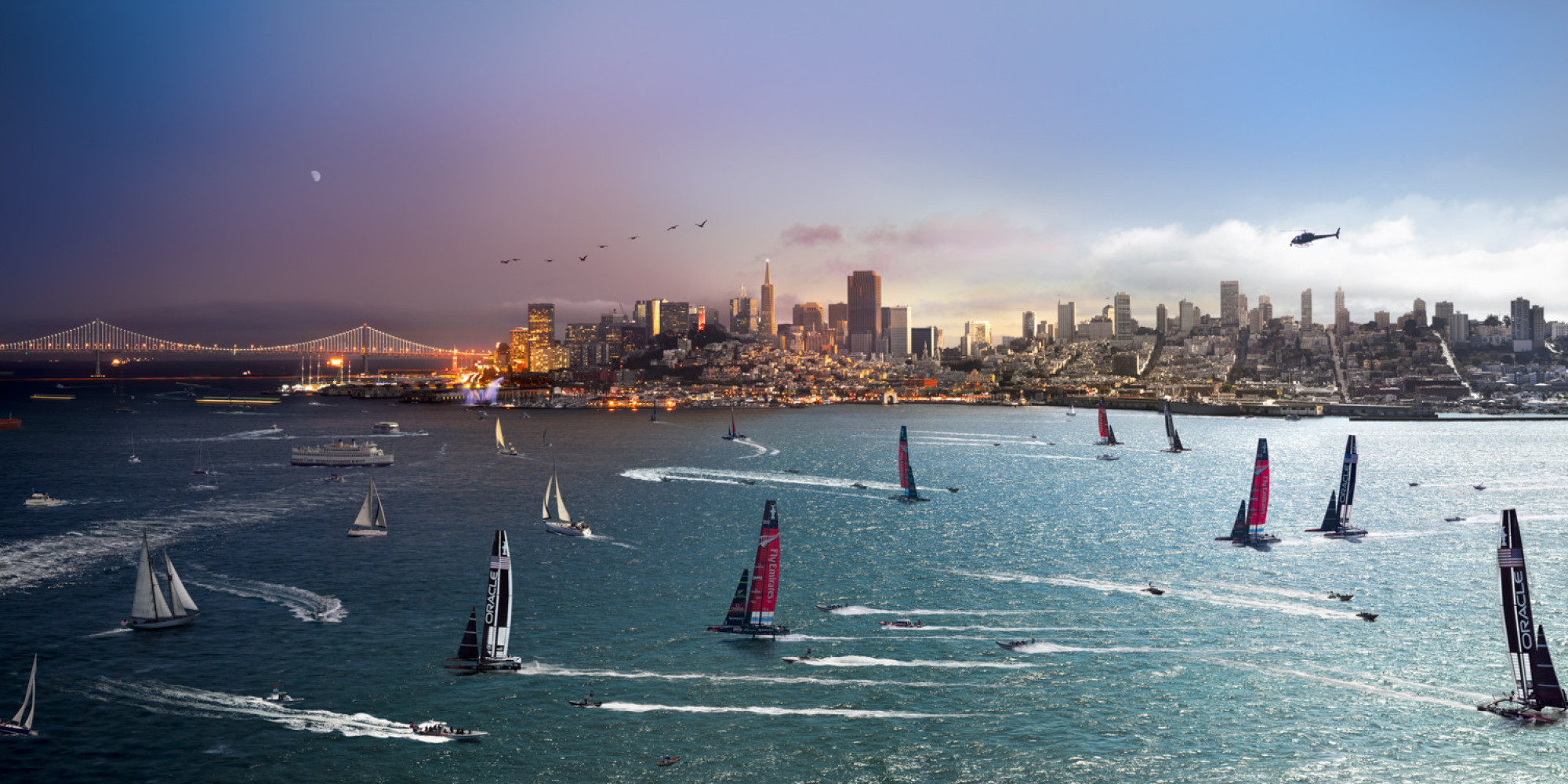 LOOK: This Photo Of San Francisco Is Absolutely Breathtaking