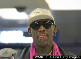 Rodman Apologizes For Comments About Detained Man
