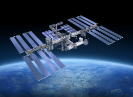International space station 2024