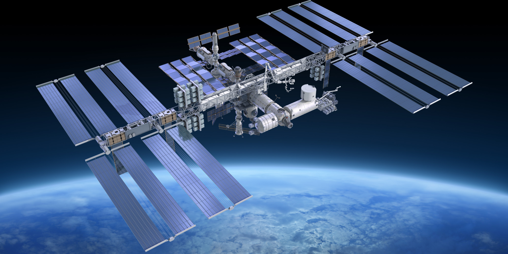 O INTERNATIONAL SPACE STATION Facebook