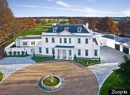 PICS: Tulisa's Huge Mansion Up For Sale