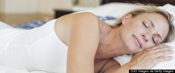women sleeping