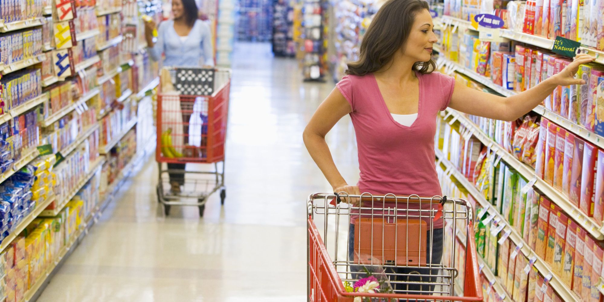 The Food You Buy at the Grocery Store May Not Be Safe to Eat