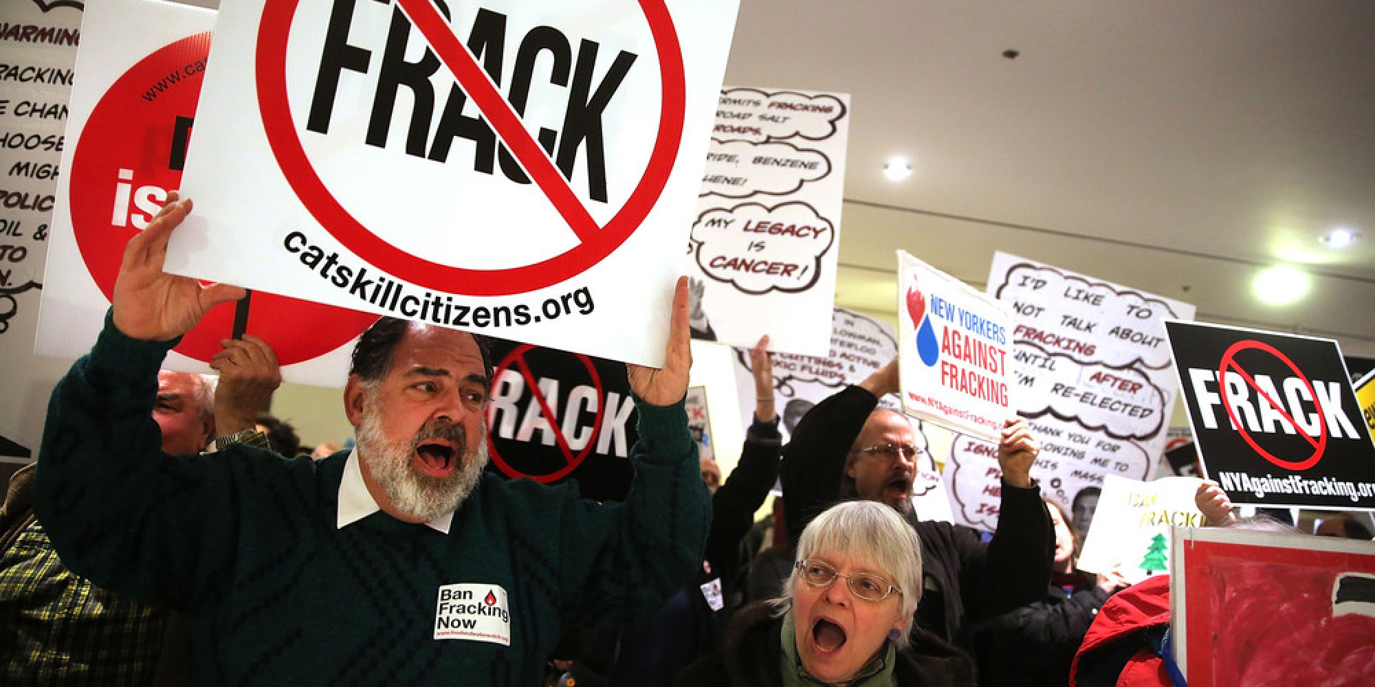 Local Anti-Fracking Activists Get Financial Assist From MoveOn