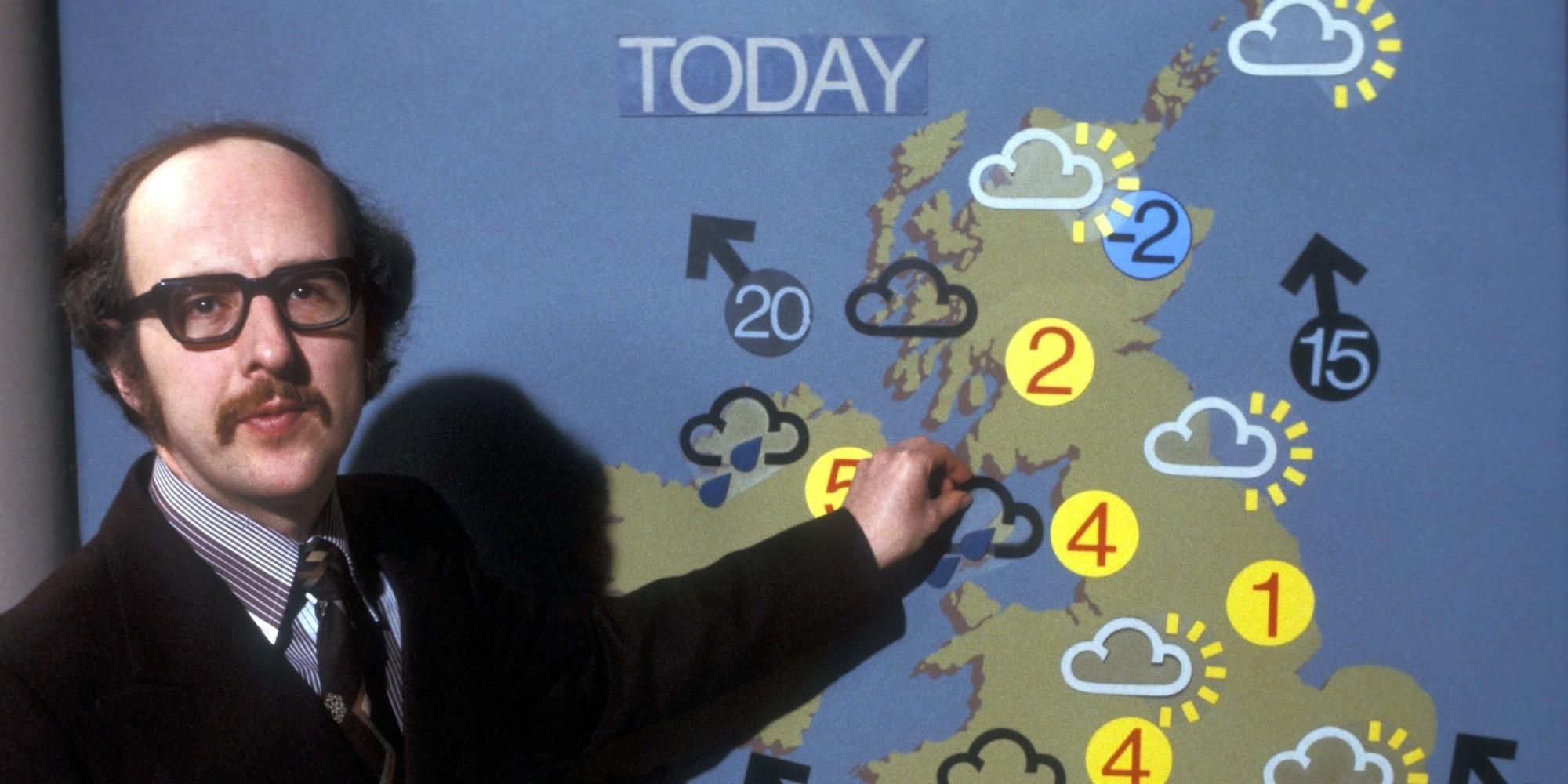 Bbc weather - Bbc Announces End Of Weather Forecasts By Met Office After Nearly A Century How Many Can You Name Huffpost Uk